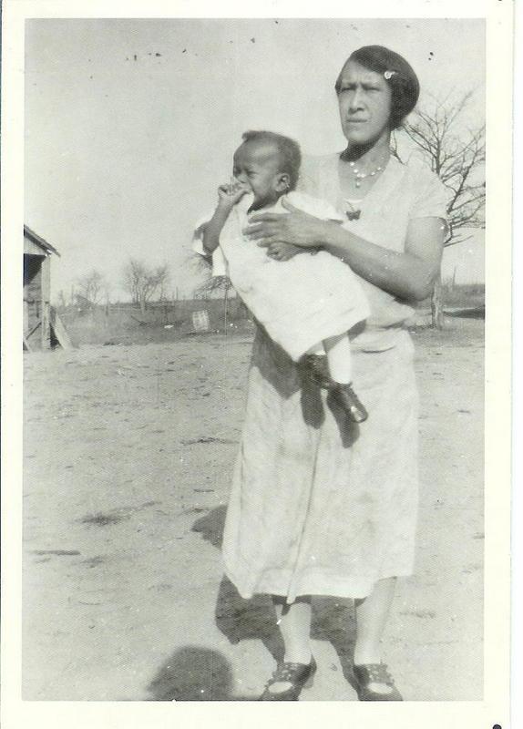 1933 Cora Still holding Wm.jpg